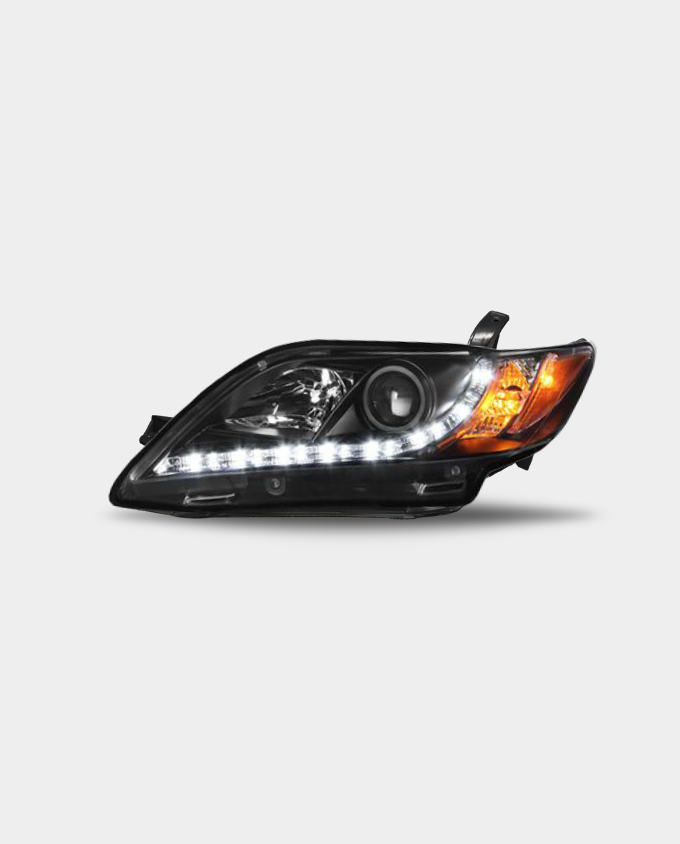 toyota camry headlights qatar