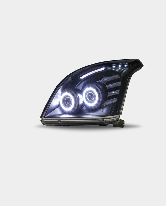 toyota prado headlights head light qatar