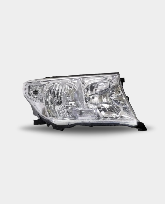 toyota landcruiser headlights qatar