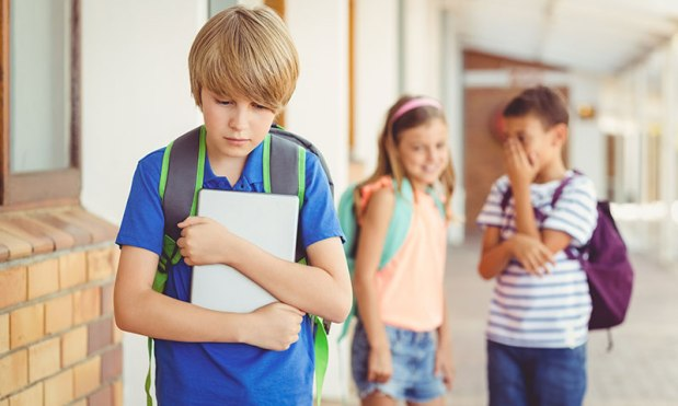 Bullying and it's negative affect on your child's mental health.