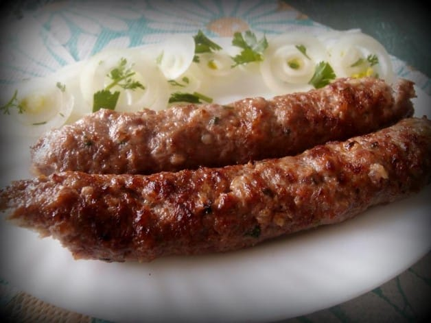 One of the benefits of Kebab in Armenia or any Caucasus country is the quality of the beef. You can literally see them roaming the grass all over the country.