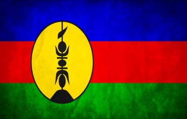 New Caledonia Flag [Photo Courtesy of Google Images]