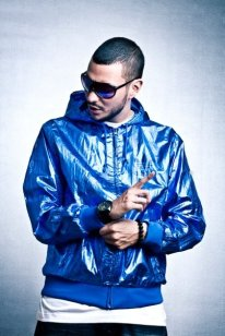 Million Stylez Blue Jacket
