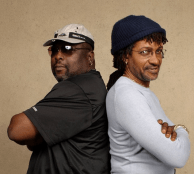 Sly & Robbie Photo Courtesy of Wonder Knack