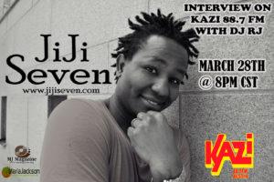 Fiji Seven on Reggae Evolution