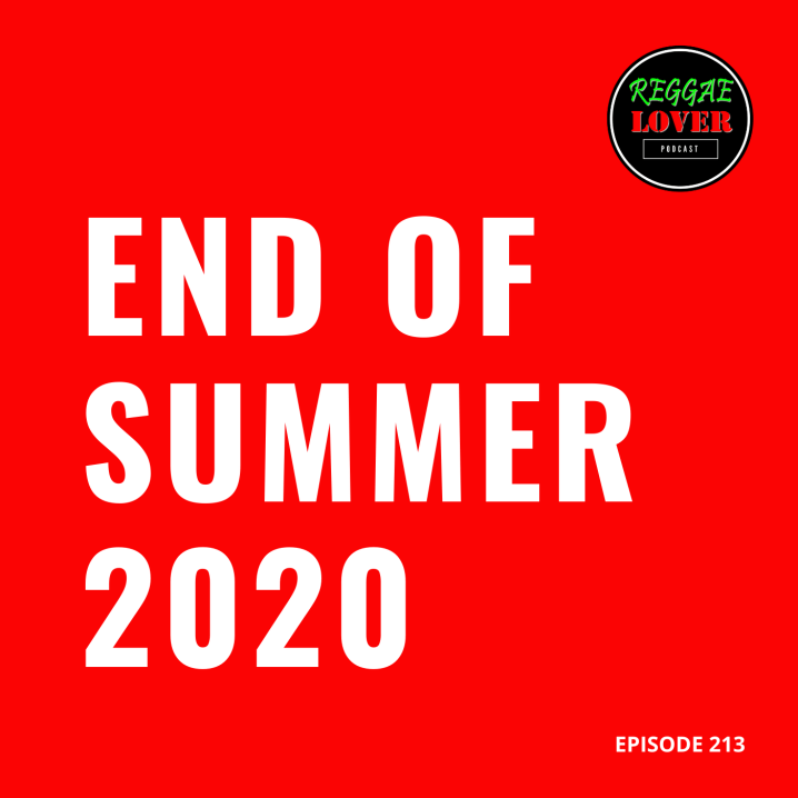 End of Summer 2020