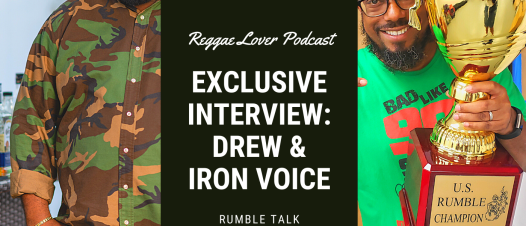 drew and iron voice rumble talk