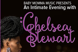 An Intimate Evening with Chelsea Stewart Live at The Electric Lounge Saturday December 2nd, 2017 | Doors Open @ 7 PM
