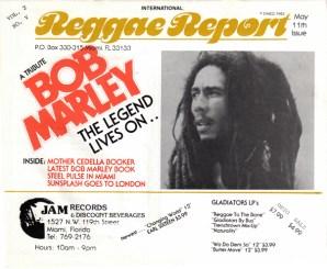 COVER BMarley V2#5 1984