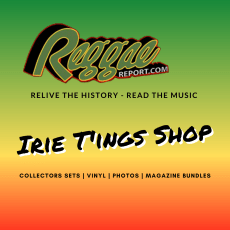 Reggae Report Irie T'ings Shop