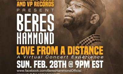 BERES HAMMOND – LIVE VIRTUAL CONCERT