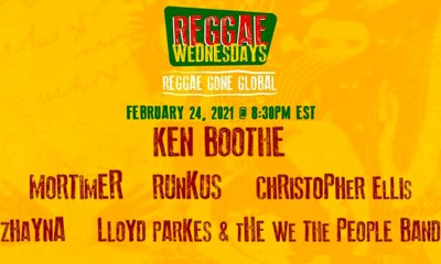 Reggae Wednesdays - Reggae Gone Global 2021