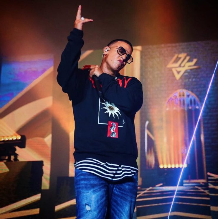 """Dura"" de Daddy Yankee supera el billón de vistas en YouTube"