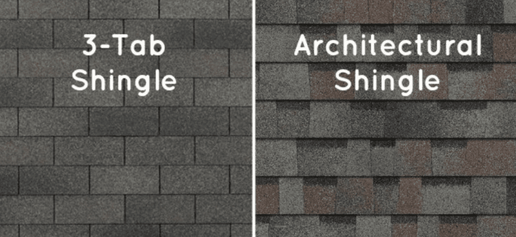 Dimensional Shingle Vs 3 Tab Reggie Reed Roofing Clearwater Roofing