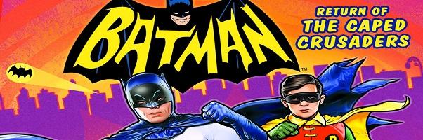 Batman: Return of the Caped Crusaders – Trailer
