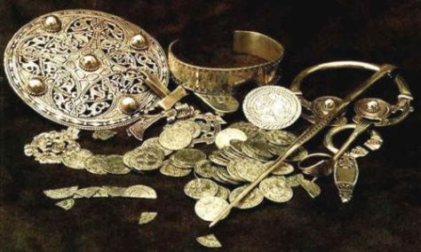 Image result for Anglo-Saxons metal worker