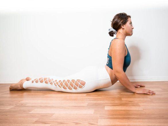 Yoga Zugänglichkeit