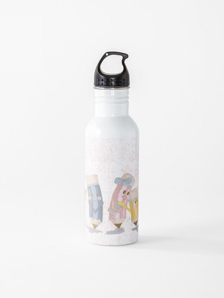 Regina Dambeck Trinkflasche mit Stiften