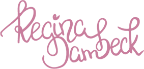 Regina Dambeck Musterdesign Logo