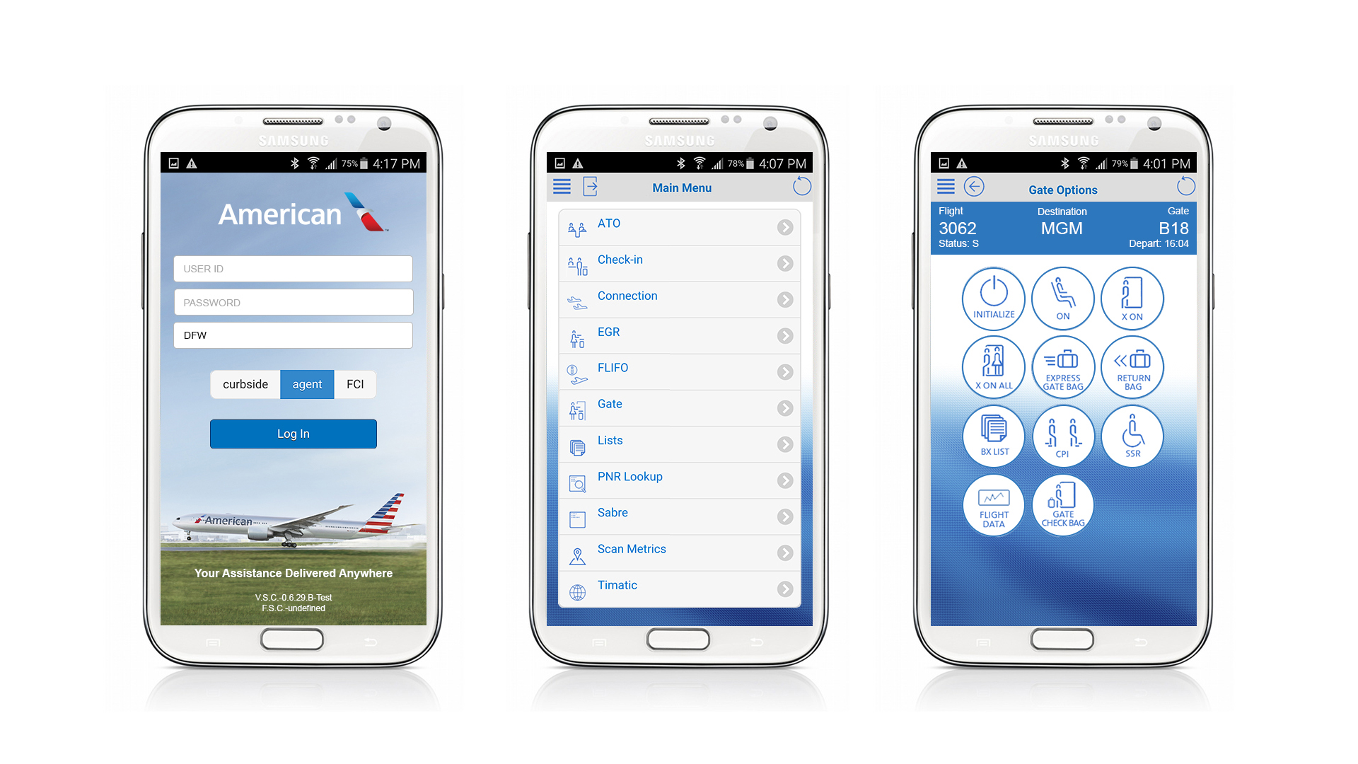AA Mobile App