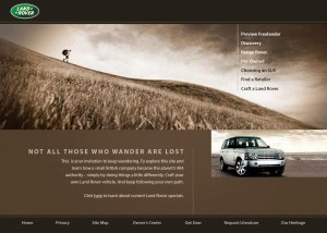 LandRover.com