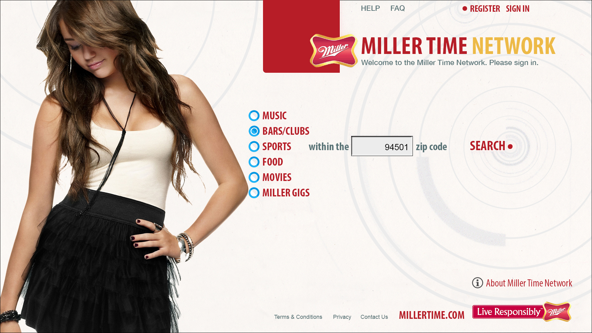 Miller Time Network - Bars