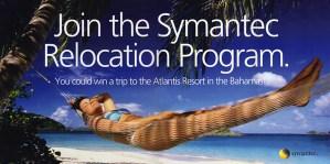 Symantec Relocation