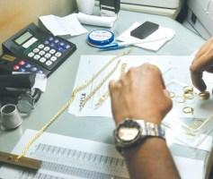 Penhorar joia da família é um dos empréstimos mais baratos que existe