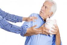 Os golpes que mais são aplicados em aposentados