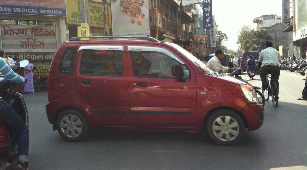 Car in Pune