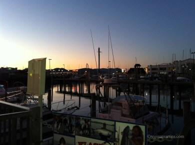 Gradual sunset