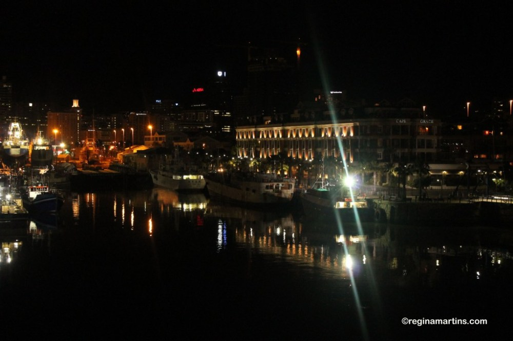 Weekly Photo Challenge: Nighttime - In the Harbour (3/3)