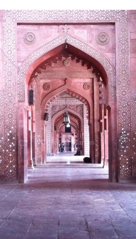 Fatehpur Sikri Fort India Agra Jaipur
