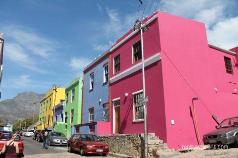 Bo-Kaap Beautiful Colourfully Painted Houses (reginamartins.com)