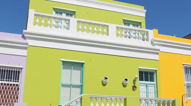 WordPress Weekly Photo: Beautiful Bo-Kaap!