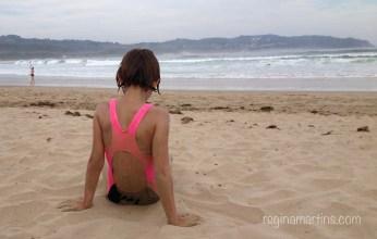 GIRL ON A BEACH by reginamartins.com