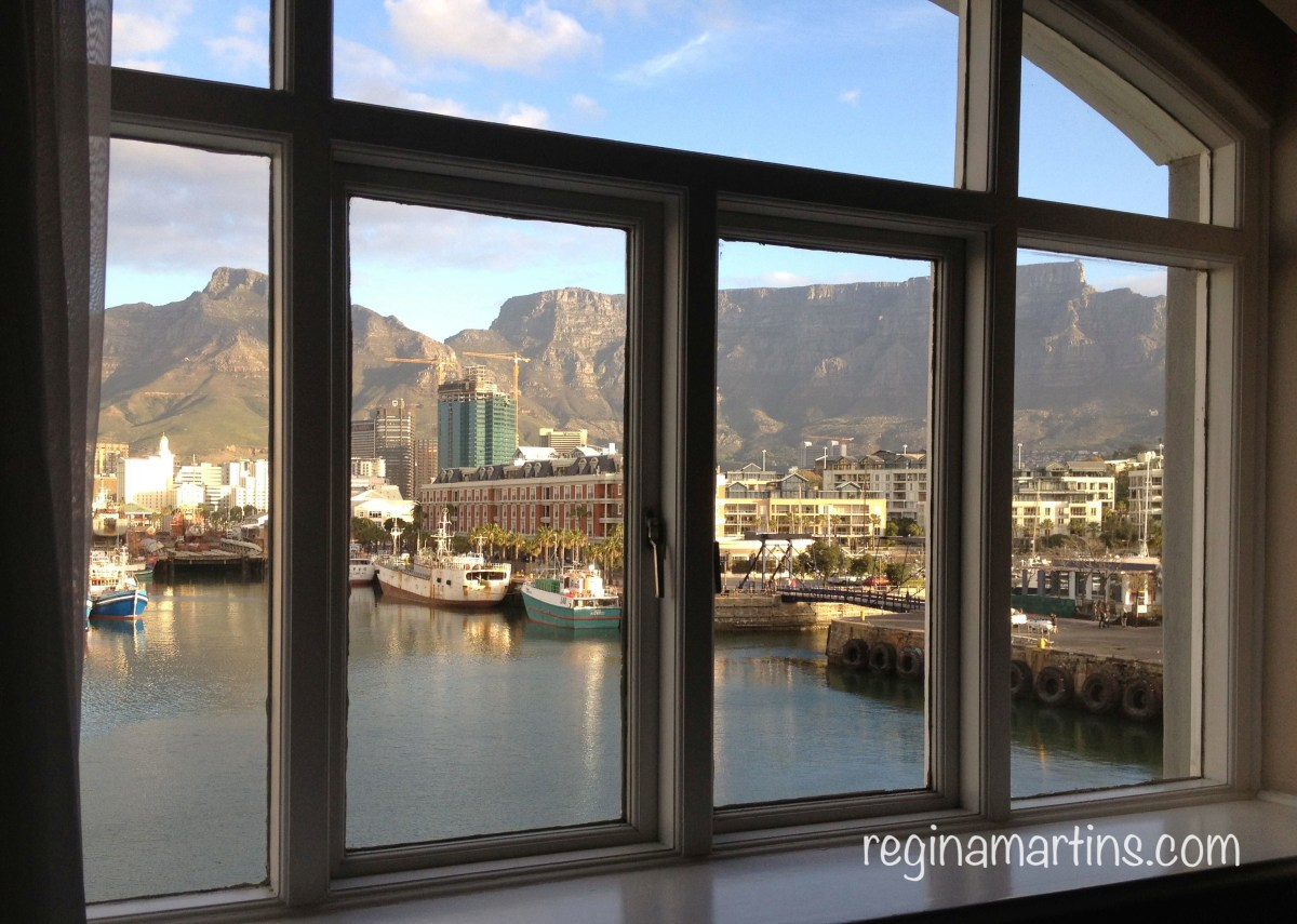 Wednesday Windows #2: Table Mountain