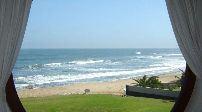 Wednesday Windows 6: Beach Lodge