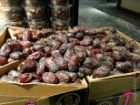Sarona Market - look at the size of those nuts ©2016 Regina Martins