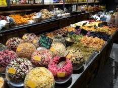 Sarona Market - colours more colours ©2016 Regina Martins