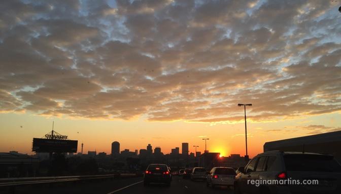 Sunrise over a new day ©2016 Regina Martins