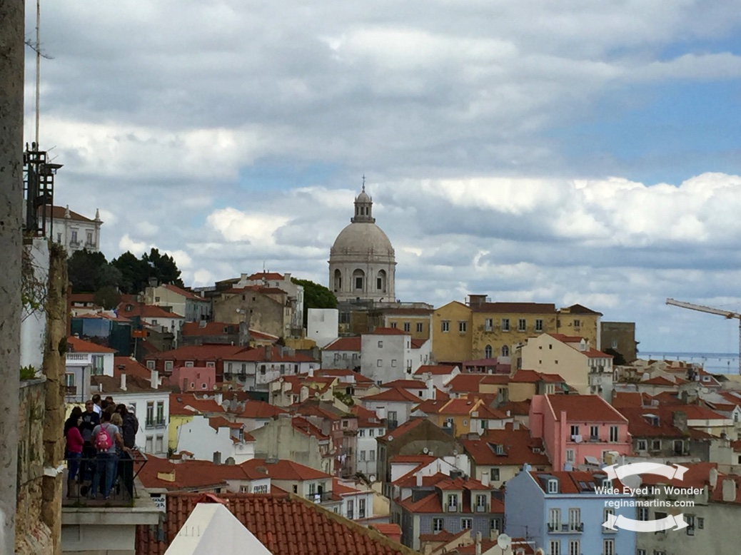 Wordpress Weekly Photo: Lisboa Wishing...