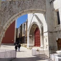 Convento do Carmo, Lisboa ©2017 Regina Martins