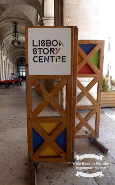 The story of Lisbon, told at the Lisboa Story Centre, like I have not seen it been told before... ©2017 Regina Martins