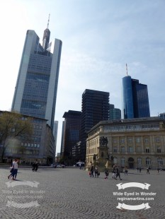 Commerzbank Tower ©2017 Regina Martins