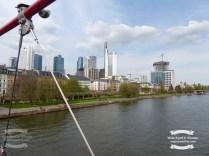 Main river in Frankfurt ©2017 Regina Martins