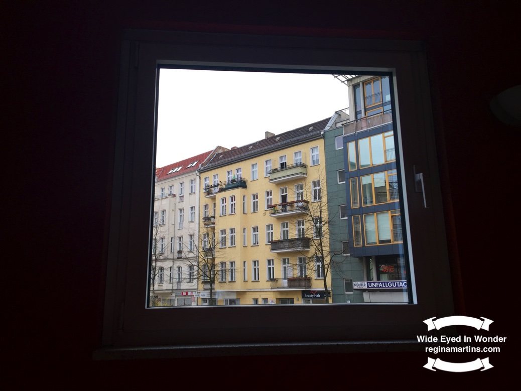 Wordpress Weekly Photo: Window Berlin Edition