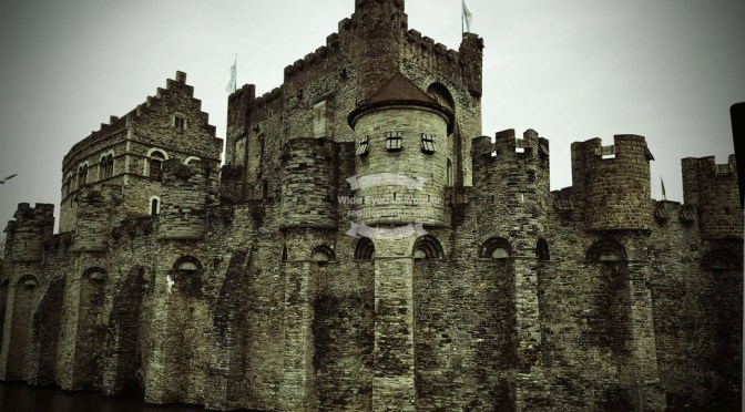 G Is For Gravensteen Castle