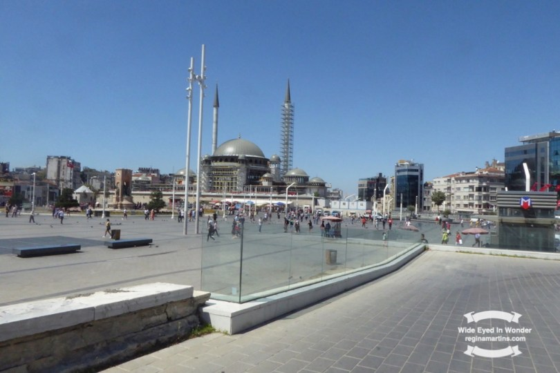 blogging from A to Z - Istanbul