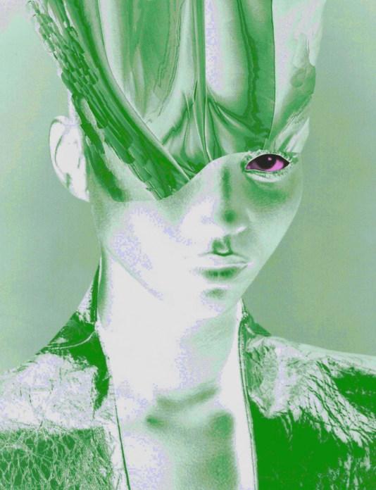 preta verde
